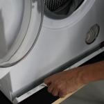 Changer une pompe de vidange lave linge - Probleme vidange lave linge ...