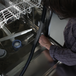 notice de remplacement d'un joint de porte lave-vaisselle