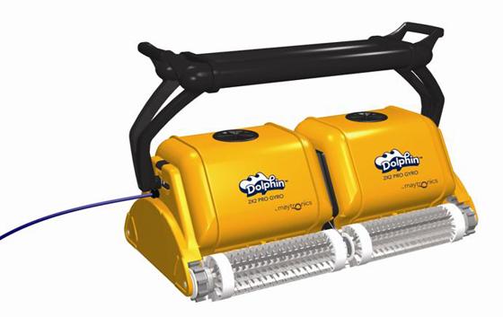Les robots de piscine maytronics conseils et entretien for Robot piscine dolphin piece detachee