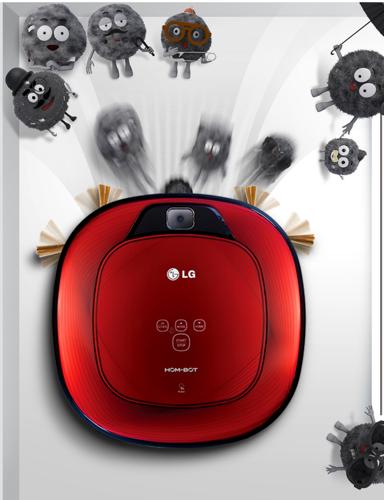 robot aspirateur LG