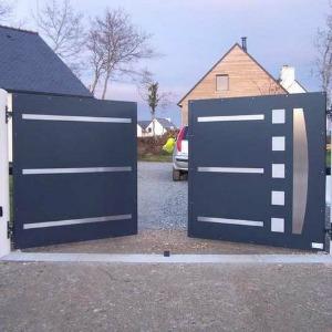 fonctionnement fin de course portail. Black Bedroom Furniture Sets. Home Design Ideas