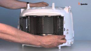 aube de tambour lave-linge